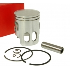 PISTON KIT CU D=40MM 50CC BOLT 12MM - CPI, CHINA 2 TIMPI 1E40QMB, BOLT 12MM