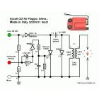 CDI UNIT - PIAGGIO AC, LC 2T 50CC
