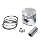PISTON KIT  Ø39 MM 4-Supape - PIAGGIO 50CC 4-Timpi FLY / VESPA LX / S / SPRINT D.39MM