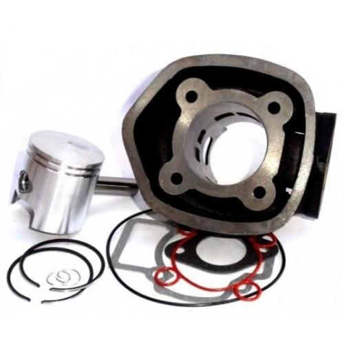 KIT CILINDRU SET MOTOR COMPLET 80CC NRG-47MM - PIAGGIO LC