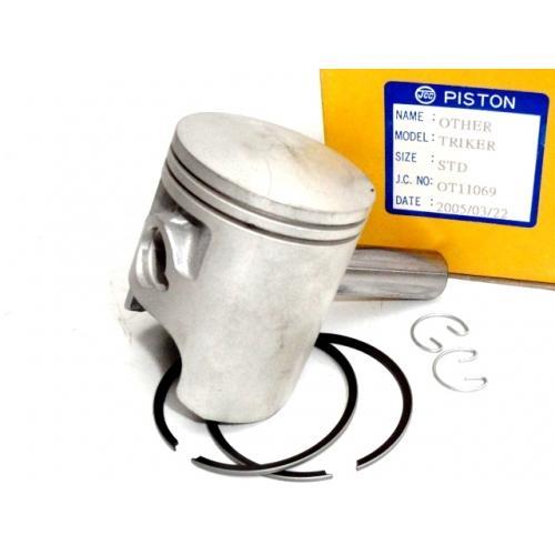 PISTON KIT 50.6MM [ BOLT 14MM ] - PEUGEOT 100CC 2T