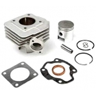 KIT CILINDRU x SET MOTOR COMPLET AIRSAL 50CC - HONDA VISION, PEUGEOT RAPIDO