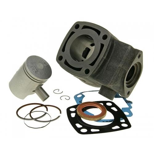 KIT CILINDRU x SET MOTOR COMPLET 50CC - KYMCO SUPER 9 LC, DINK (BET & WIN) 50CC
