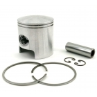 PISTON KIT Ø 60,6 MM - Piaggio 150cc AC 2-Timpi - 60.6mm - SKR150, Aprilia SR150, Skipper150