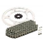 PINIOANE KIT CU LANT Chain & Sprocket Set AFAM Aprilia 50 RX50 '95-'98