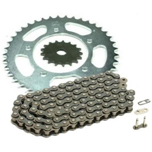 PINIOANE KIT CU LANT Chain & Sprocket Set AFAM Aprilia RS125 '06-'11