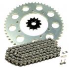 PINIOANE KIT CU LANT Chain & Sprocket Set AFAM Beta RR Enduro 50 '03-'06