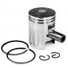 PISTON KIT 39MM bolt=12MM - HONDA x KYMCO 2T