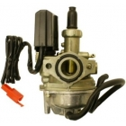 CARBURATOR 17MM 80CC - HONDA DIO, BALI, SH [ 42MM INTRE GAURI ]