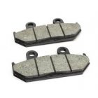 PLACUTE FRANA BRAKE PADS - SUZUKI AN 400 / 650