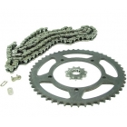 PINIOANE KIT CU LANT Chain & Sprocket Set AFAM Aprilia RX Racing 50 '02-'05