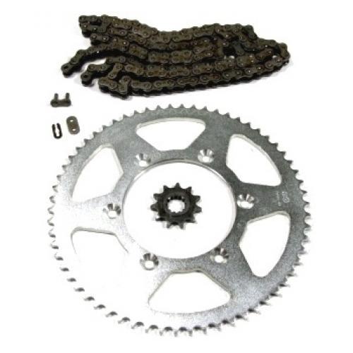 PINIOANE KIT CU LANT Chain & Sprocket Set AFAM CPI SX 50 '06-'09