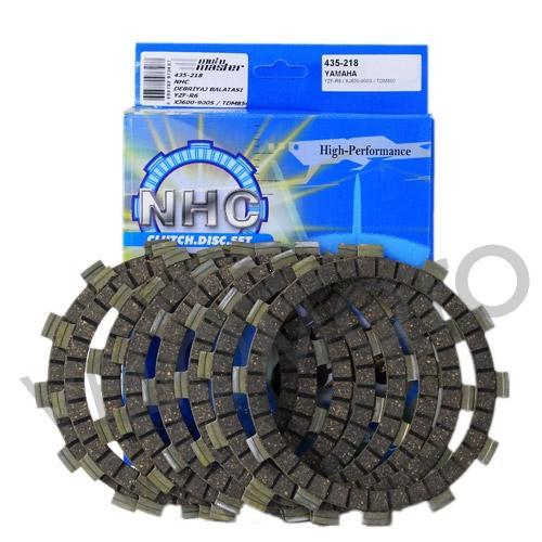 DISCURI AMBREIAJ NHC CLUTCH FRICT. - YAMAHA YZF-R6 / XJ600-900S / TDM850